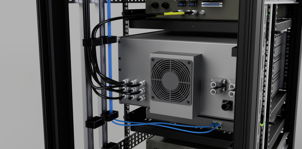 3D Cable Routing